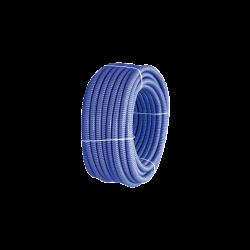 Gaine fendue bleue ø18 mm