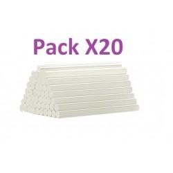 Pack Bâton de colle x20Kg