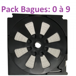 Pack Bagues TC-09